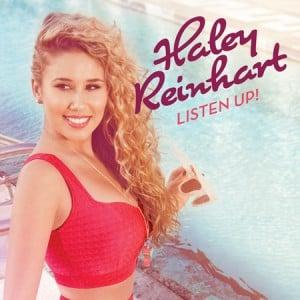 Haley Reinhart Listen up! (2012)