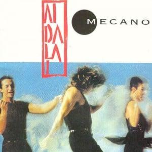 Caratula Aidalai - Mecano (1991)