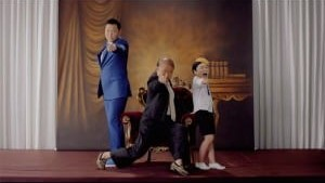 DADDY – PSY ft. CL