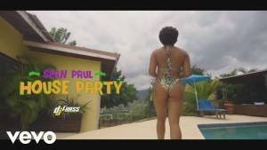 House Party – Sean Paul, DJ Frass