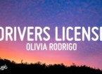 Drivers license – Olivia Rodrigo